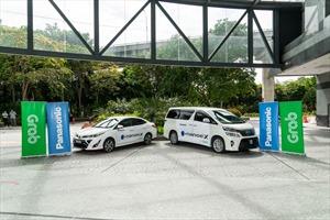 Grab và Panasonic hợp tác nâng cao chất lượng không khí trong ô tô