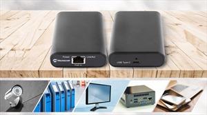 Microchip ra mắt Bộ chuyển đổi nguồn điện và dữ liệu từ PoE sang USB Type-C