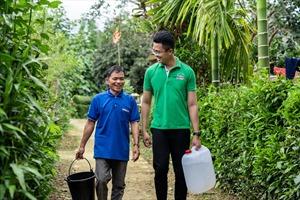 'Khơi nguồn nước sạch vì miền Trung yêu thương'