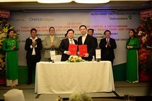 Gaw NP Capital và Vietcombank ký kết hợp tác toàn diện