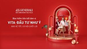 Generali ra mắt 'VITA – Đầu tư như ý' nhân kỷ niệm 10 năm đến Việt Nam