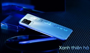 Realme ra mắt bộ đôi realme 8 và 8 pro tại thị trường Việt Nam