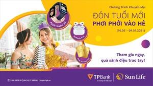 Sun Life Việt Nam triển khai 'Đón tuổi mới, phơi phới vào hè'