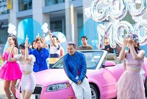 Binz ra mắt MV thiêu đốt đường đua âm nhạc mùa hè