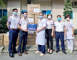 SCB 'chia lửa' cùng Bắc Ninh, Bắc Giang