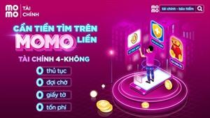 MoMo Tài chính 4 Không: Siêu thị tài chính dành cho người Việt