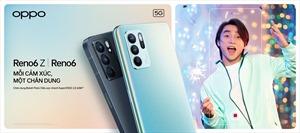 """OPPO Reno6 Z 5G - """"Mỗi cảm xúc, Một chân dung"""" chính thức ra mắt"""