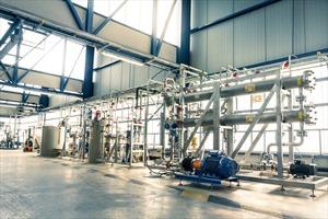 H.C. Starck Tungsten Powders được cấp bằng sáng chế dây chuyền công nghệ thẩm thấu ngược mới