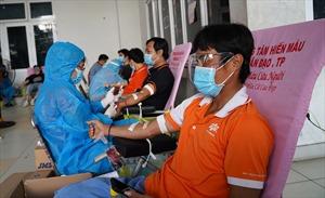 FPT tiếp tục trao đi hơn 1600 đơn vị máu cứu người tại tâm dịch TP Hồ Chí Minh