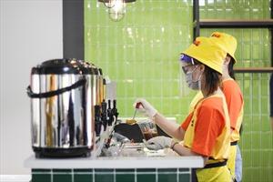 Chuỗi Chuk Chuk bắt đầu phục vụ người tiêu dùng