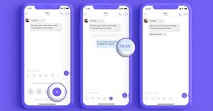 Viber ra mắt tính năng tin nhắn tự động biến mất trong cuộc trò chuyện nhóm