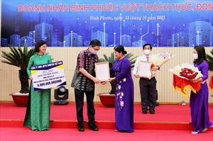 Japfa Việt Nam tặng thiết bị y tế trị giá 6 tỷ đồng cho BV dã chiến tỉnh Bình Phước