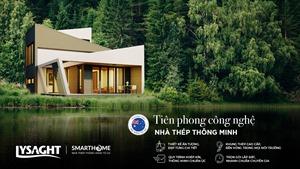 NS BlueScope Lysaght Việt Nam giới thiệu LYSAGHT® SMARTHOME™