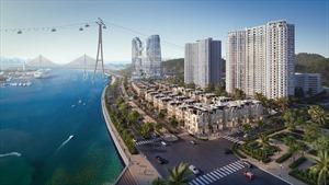 DOJILAND ra mắt 47 siêu dinh thự mặt biển The Sapphire Mansions tại tâm điểm Hạ Long