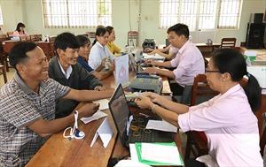Triển khai chỉ thị của Đảng trên miền đất võ Bình Định