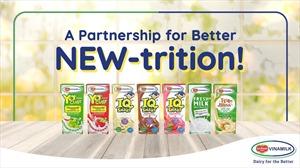 Liên doanh Del Monte – Vinamilk bắt đầu phủ sản phẩm tại siêu thị lớn Philippines