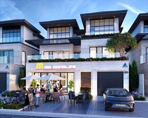 Ngắm mẫu biệt thự Victoria Boulevard sắp ra mắt của Regal Homes