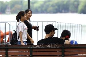 Hà Nội: Không đeo khẩu trang nơi công cộng bị phạt đến 300.000 đồng