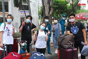 Thêm 1.323 người hoàn thành cách ly tập trung tại TP Hồ Chí Minh