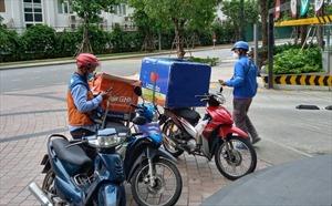 TP Hồ Chí Minh lý giải việc thu tiền xét nghiệm của các shipper