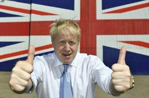 Con đường đến số 10 Phố Downing của ông Boris Johnson