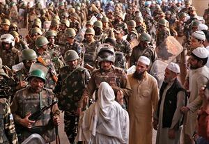Hình ảnh bạo lực nghiêm trọng nhất tại New Delhi trong nhiều thập niên