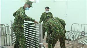 Hành trình xây bệnh viện dã chiến từ Tiên Sơn ra Hải Dương