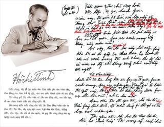 Di chúc của Chủ tịch Hồ Chí Minh: Tài sản tinh thần vô giá