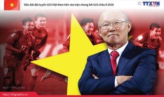 HLV Park Hang-seo - người cùng U23 Việt Nam viết nên kỳ tích