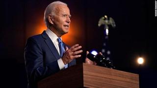 Nửa thế kỷ sự nghiệp chính trị vẻ vang của ông Joe Biden