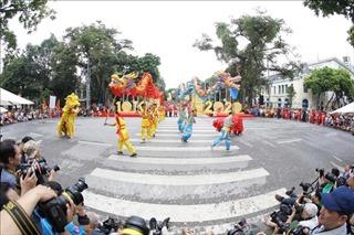 Tuần văn hóa chào mừng kỷ niệm 1010 năm Thăng Long – Hà Nội