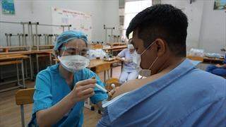 TP Hồ Chí Minh triển khai chiến dịch tiêm vaccine COVID-19 tại các điểm tiêm cộng đồng