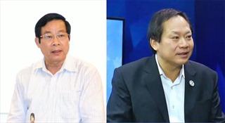 Khởi tố, bắt tạm giam ông Nguyễn Bắc Son, ông Trương Minh Tuấn