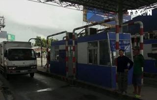 Trạm BOT T2 bất ngờ dừng thu phí