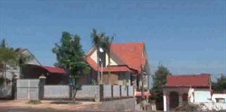 Ngang nhiên chiếm đất làm nhà ở tại Bình Phước