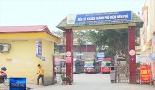 Điện Biên tạm dừng hoạt động vận tải hành khách