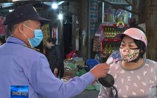 Bắc Ninh kiểm soát y tế tại các khu chợ dân sinh