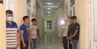 Tạm giữ 8 đối tượng liên quan vụ 2 chiến sĩ công an Đà Nẵng hy sinh