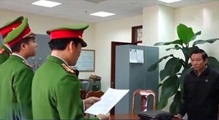 Khởi tố Trưởng phòng của BQL dự án Môi trường và biến đổi khí hậu thành phố Đồng Hới