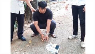 Nhận hối lộ, một thiếu úy công an bị bắt