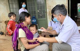 Gia Lai cho học sinh nghỉ học để phòng bệnh bạch hầu lây lan