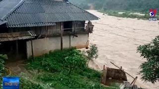 Mưa kéo dài gây thiệt hại tại Lai Châu