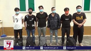 Lạng Sơn bắt nhóm đối tượng đón người nhập cảnh trái phép