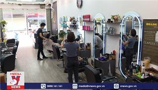 Từ 1/8, thu thuế kinh doanh cắt tóc, massage, gội đầu