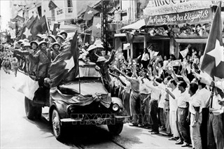 Kỷ niệm 65 năm Ngày Giải phóng Thủ đô: Ký ức tháng 10 lịch sử