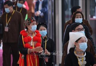 Phiên trù bị Đại hội đại biểu toàn quốc các dân tộc thiểu số Việt Nam