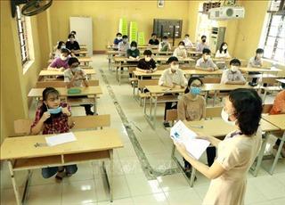 Vĩnh Phúc: Trên 15.300 thí sinh tham gia kỳ thi tuyển sinh vào lớp 10 THPT