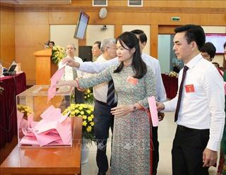Đại hội Đảng bộ Cơ quan Ủy ban Kiểm tra Trung ương