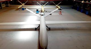 Iran trình làng thiết bị bay không người lái hiện đại, đặt tên là Gaza