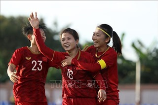 Hành trình đến SEA Games 31: Lứa cầu thủ trẻ bóng đá nữ đạt độ 'chín'